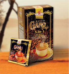 Sobres De Cafe Asiatico