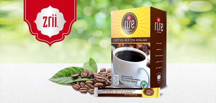 Conozca Zrii Rise™ la apuesta de Zrii por el mercado el café