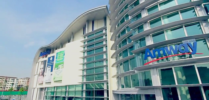 Amway quiere ampliar su participación en este mercado asiático