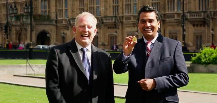 Atif Kamran co-fundador de LEOcoin fue nominado como Hombre de Negocios del Año en Gran Bretaña