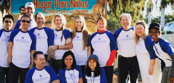 USANA dona más de 700mil dólares a esta comunidad en México