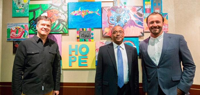 Amway se asocia con ArtPrize para decorar sus oficinas centrales