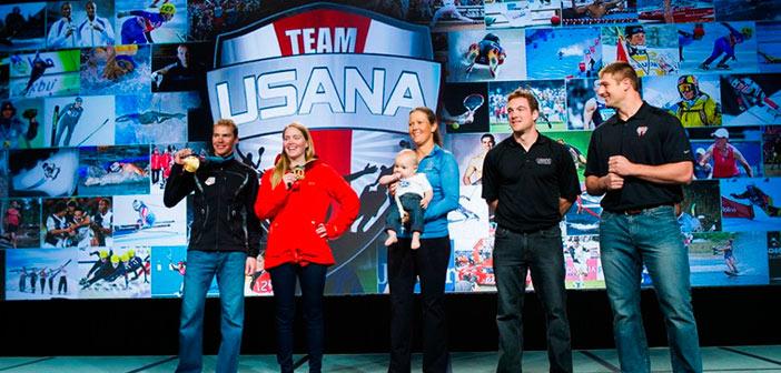 USANA será el patrocinador oficial del equipo deportivo nacional de este importante país