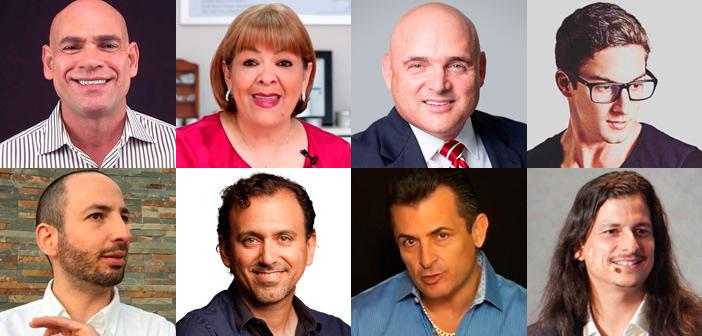 9 NETWORKERS latinos exitosos que debes SEGUIR en redes sociales