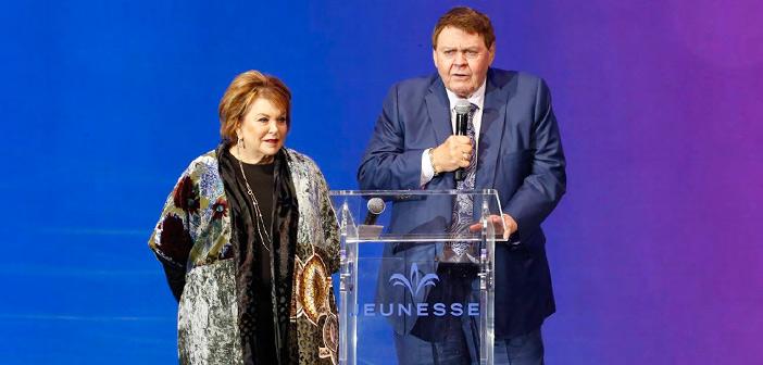 Jeunesse es galardonada con 8 premios en los Stevie Awards Women in Business