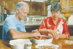 Gene y Kristine Hughes