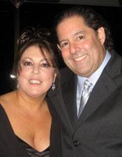 Mark y Sandy Morton