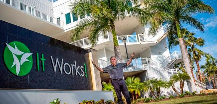It Works! Abre su primera oficina corporativa en Asia