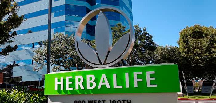 Herbalife inicia una intensa campaña de recompra de acciones