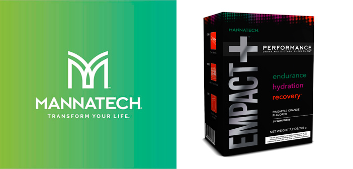 Mannatech agrega a su catálogo de productos un nuevo suplemento deportivo