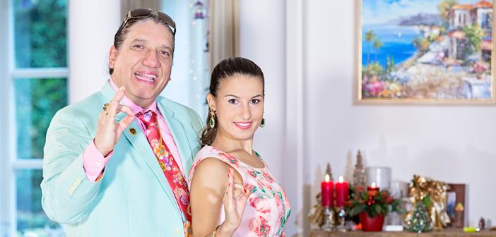 Igor Alberts y Andreea Cimbala antiguos distribuidores de OneCoin ya hacen parte de otra compañía