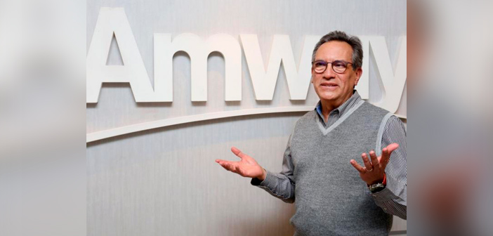Amway espera crecer el doble en este mercado latino en 2018