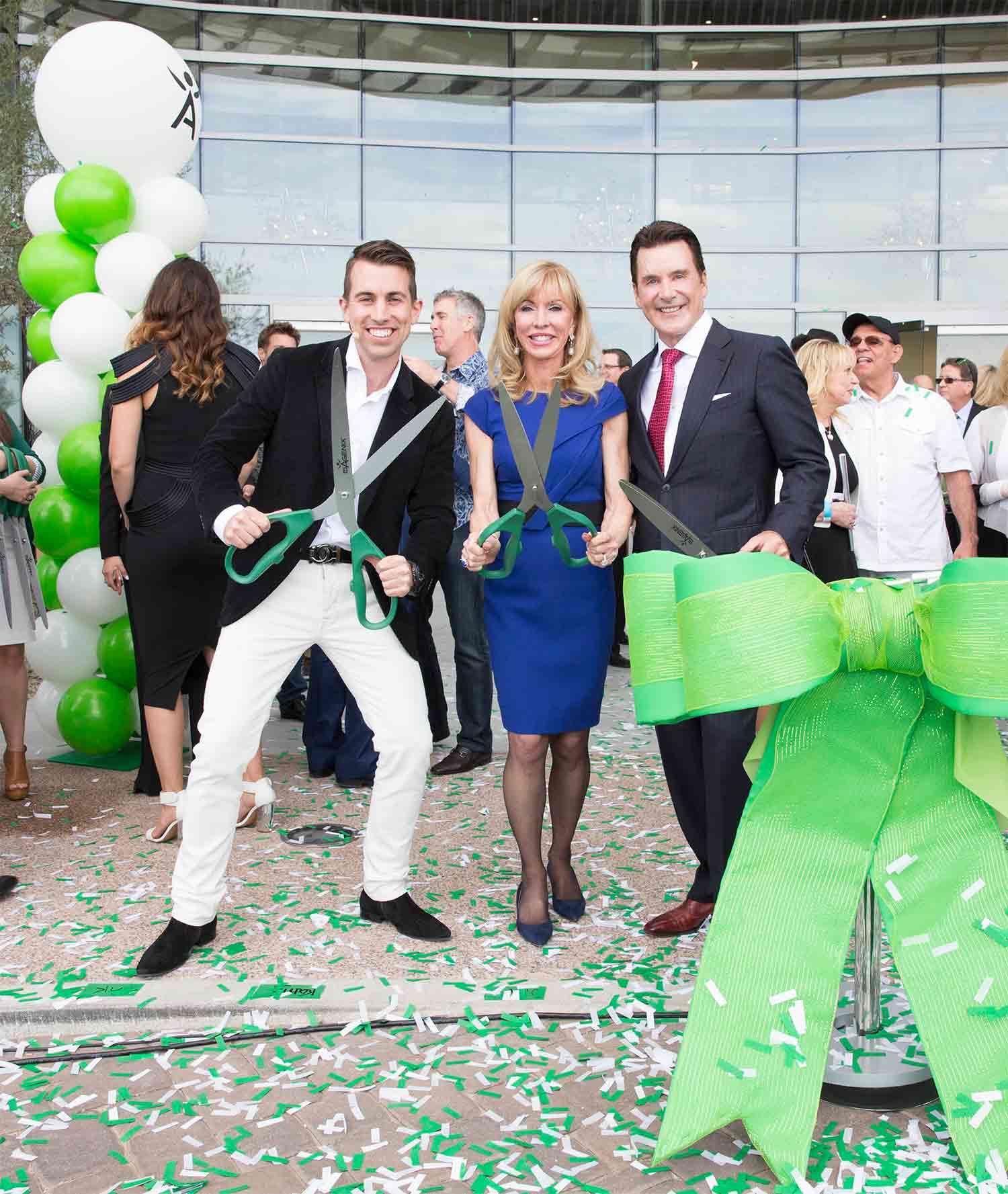 Inauguracion Isagenix