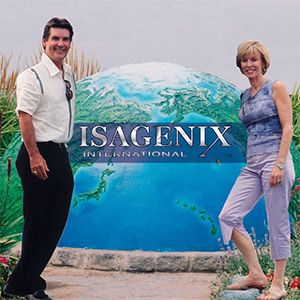 Jim y Kathy Coover en el año 2002