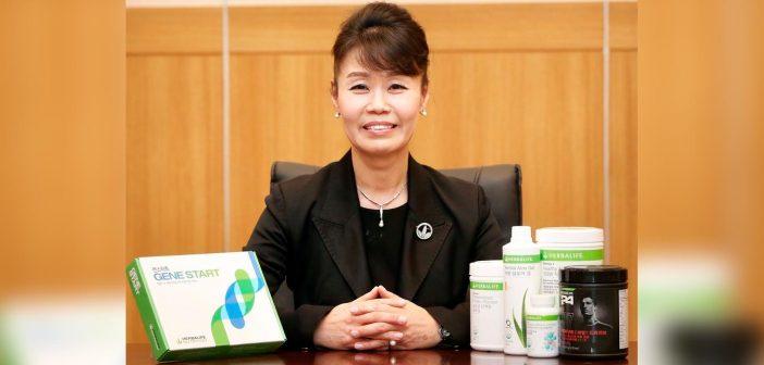 Herbalife y su exitoso programa de pruebas genéticas en Corea del Sur