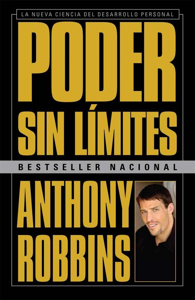 Poder sin límites, Libros de Tony Robbins