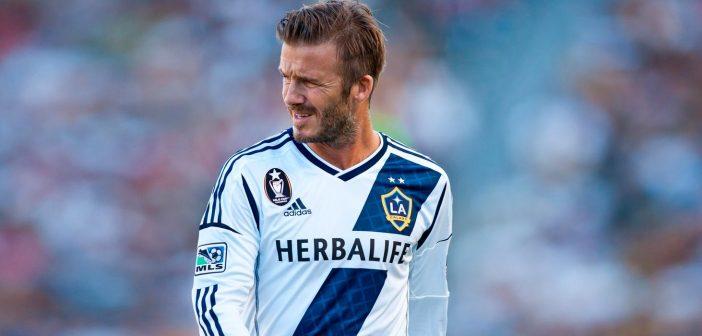 LA Galaxy, David Beckham y Herbalife Nutrition se asocian para esta labor