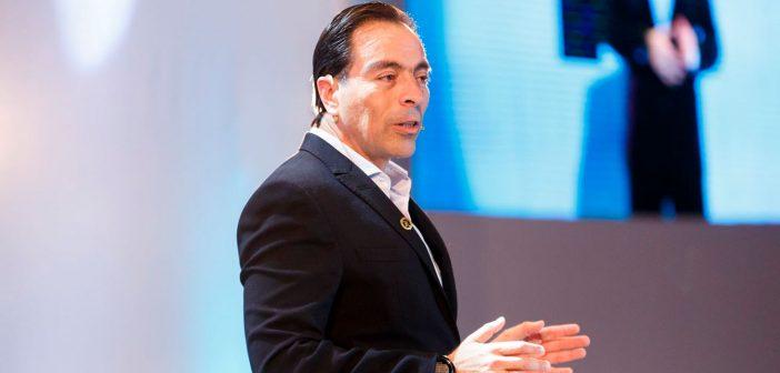 Álvaro Zúñiga, CEO de FuXion