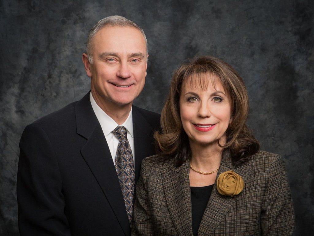David & Bianca Lisonbee, fundadores de 4Life