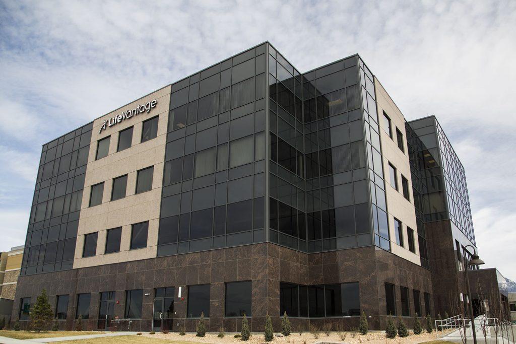 Sede central de LifeVantage en Utah