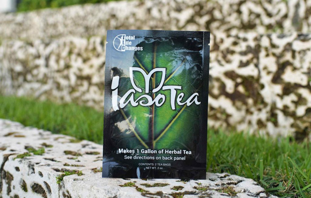 Iaso Tea, producto estrella de Total Life Changes
