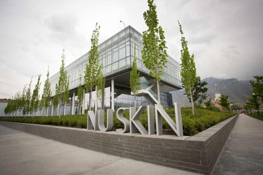 Sede central de Nu Skin en Utah