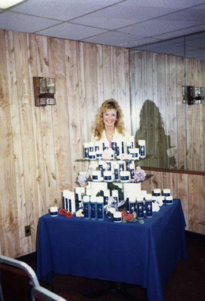Sandi Tillotson, cofundadora de Nu Skin en 1984