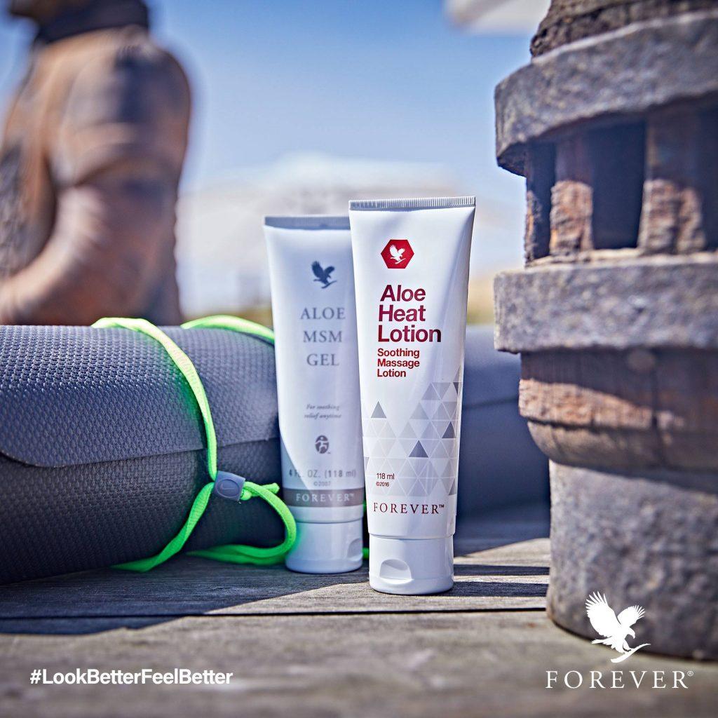 Productos para el cuidado de la piel de Forever Living