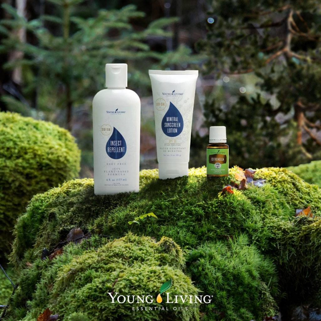 Productos de Young Living
