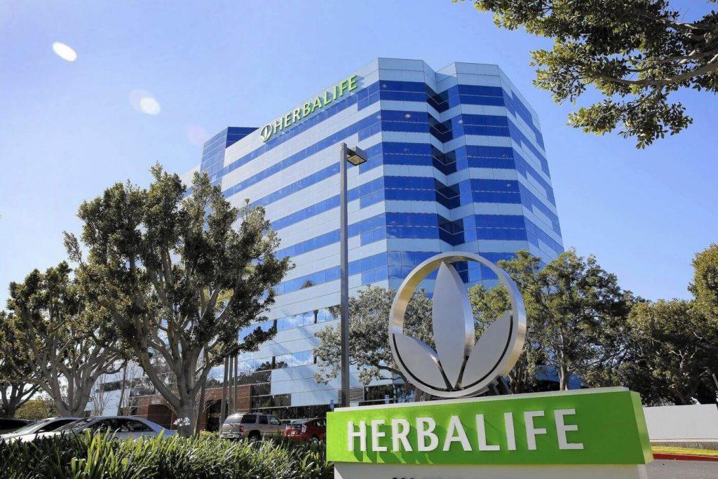 Sede mundial de Herbalife en Los Angeles