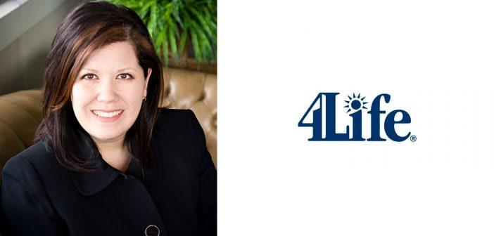 4Life anunció a su nueva vicepresidente de comunicaciones de marketing