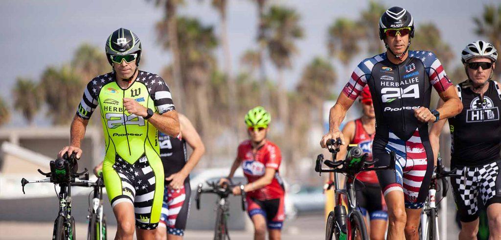 El triatlón es uno de los deportes más populares dentro de la empresa de salud y bienestar - Que es Herbalife