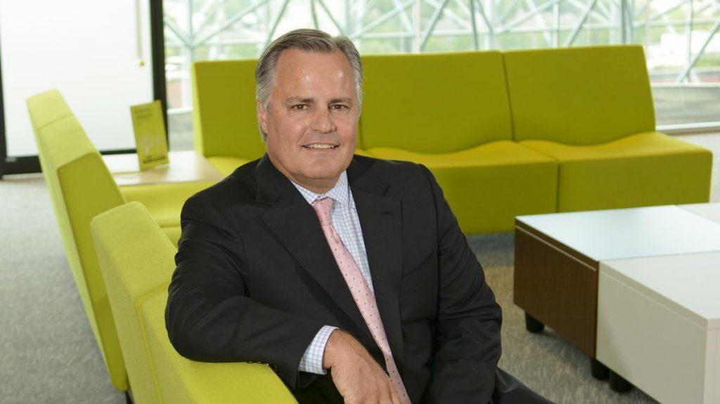 David Holl, CEO actual