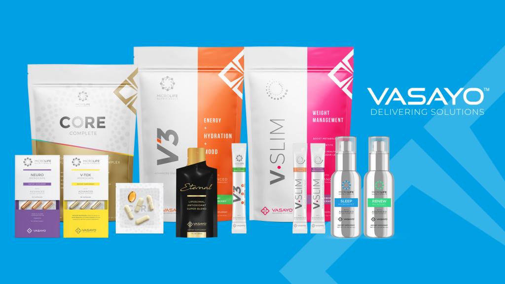 Productos de VASAYO