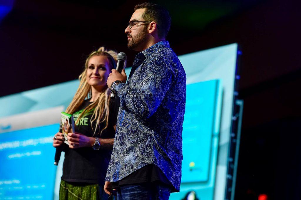 Josh y Jenna Zwagil, fundadores de MyDailyChoice