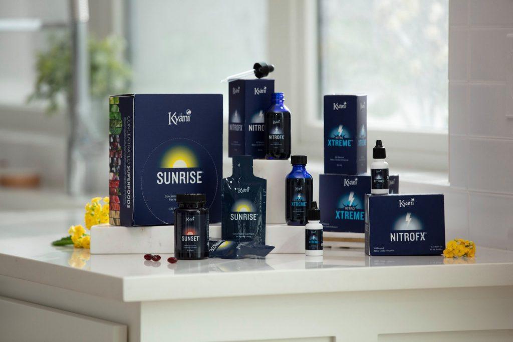 Productos de Kyäni