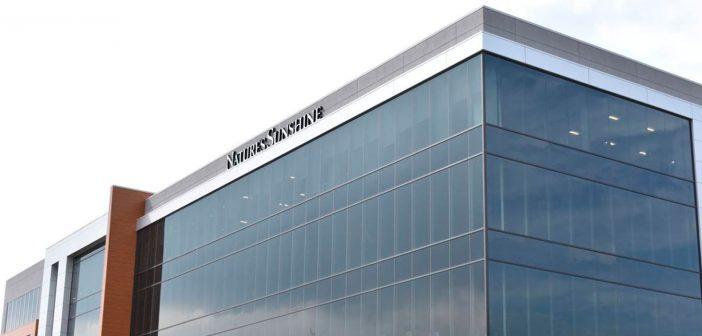 Nature's Sunshine Products reporta un crecimiento en sus ventas
