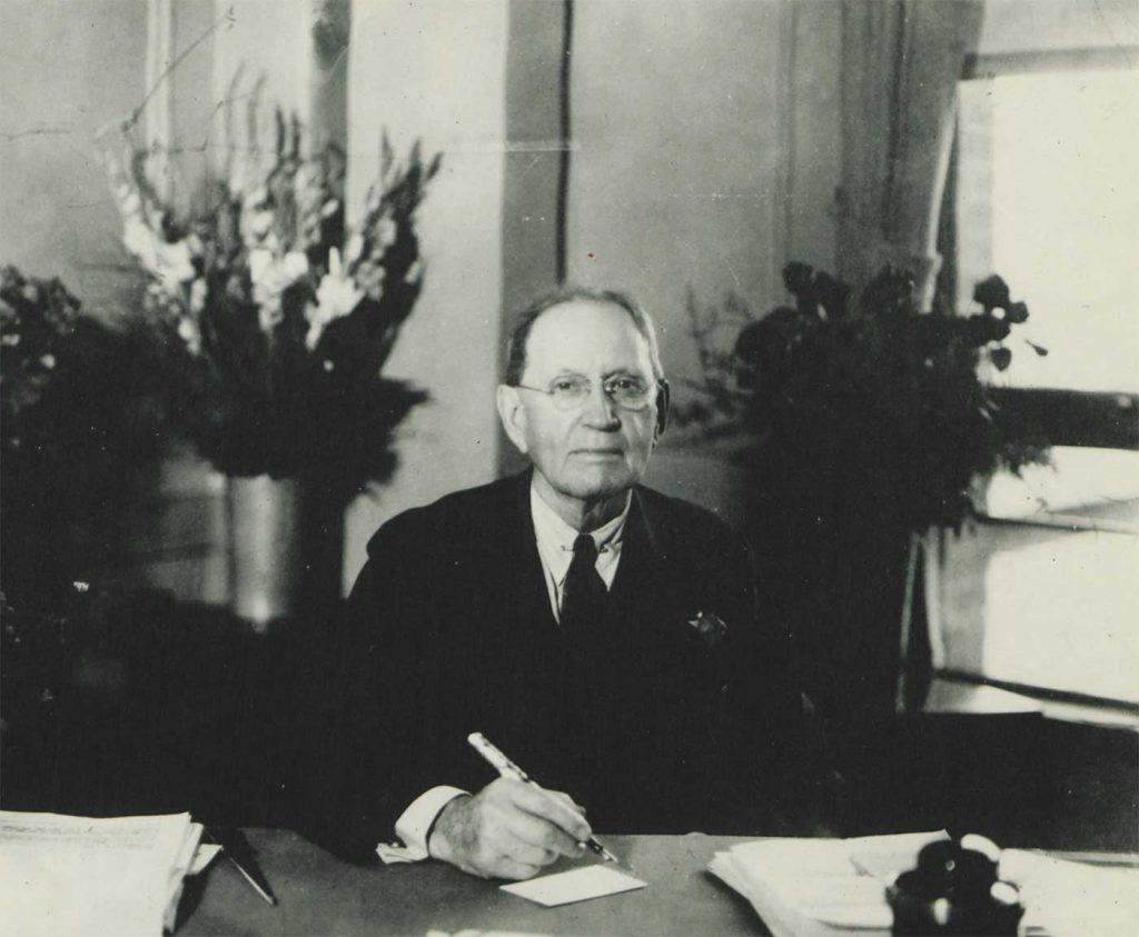 David McConnell, fundador de Avon.