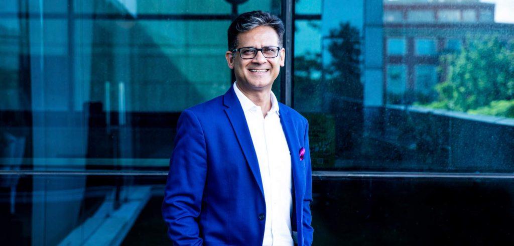Milind Pant, CEO de Amway desde el 2019