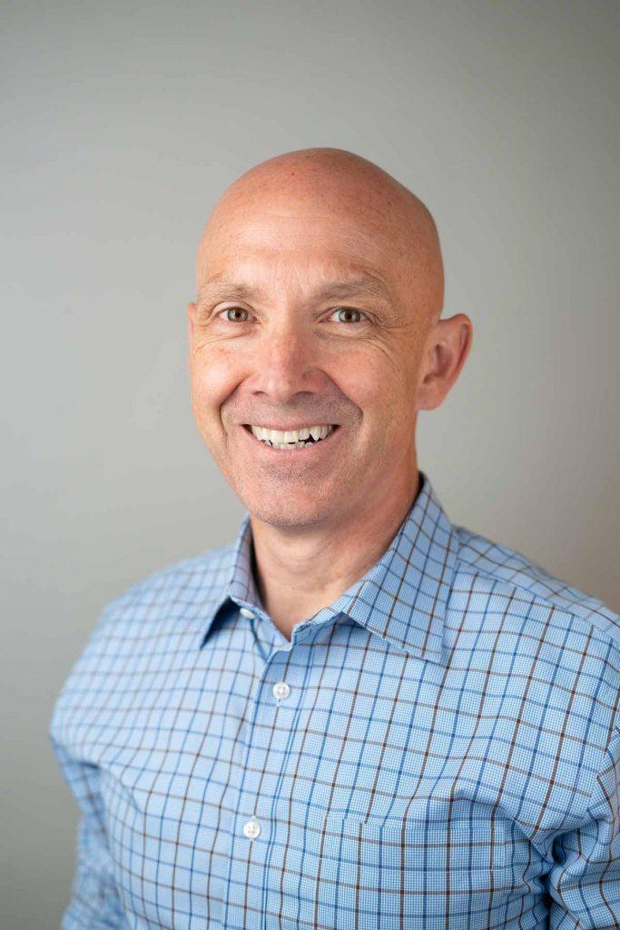 David Brown, diretor executivo da Activz