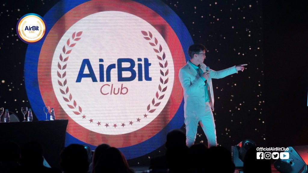 AirBit Club opera a nivel mundial.