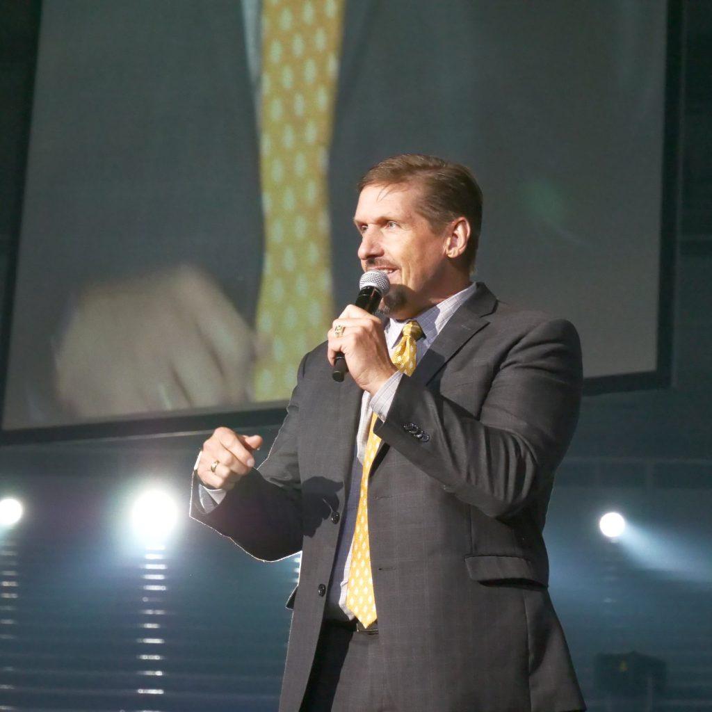 Mark Wilson, cofundador y presidente de ARIIX