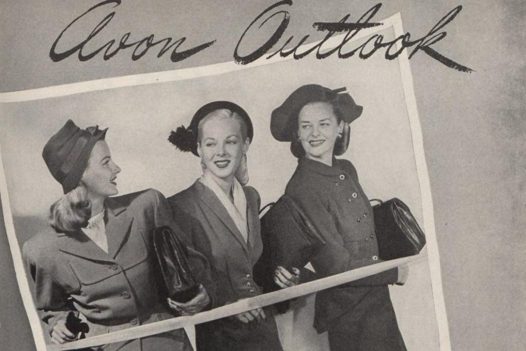 Avon fue una de las primeras compañías de venta directa.