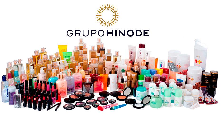 Algunos productos de Hinode