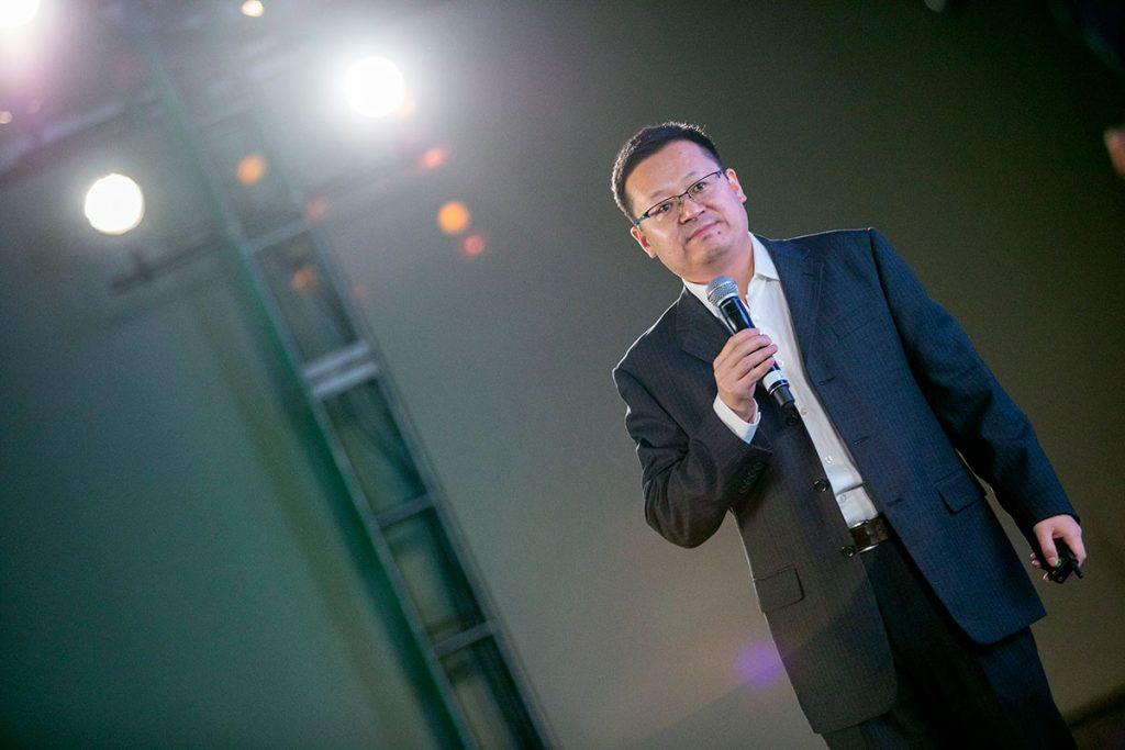Chong Chao Ma, CTO de SAFETEk