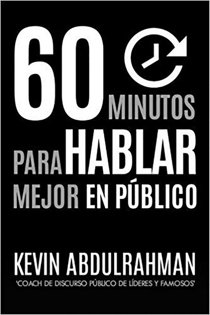 60 minutos para hablar en público, libros para hablar en público