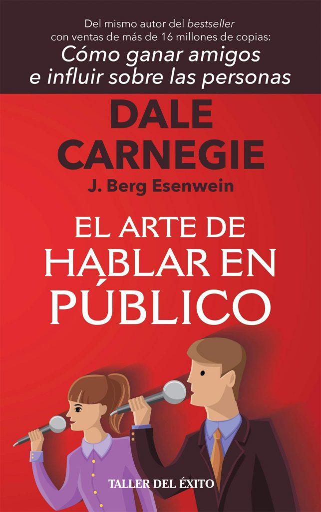 El arte de hablar en público, libros para hablar en público