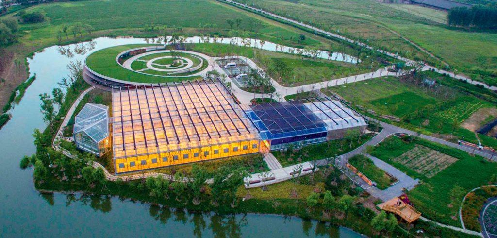 Planta de I+D de Amway en China