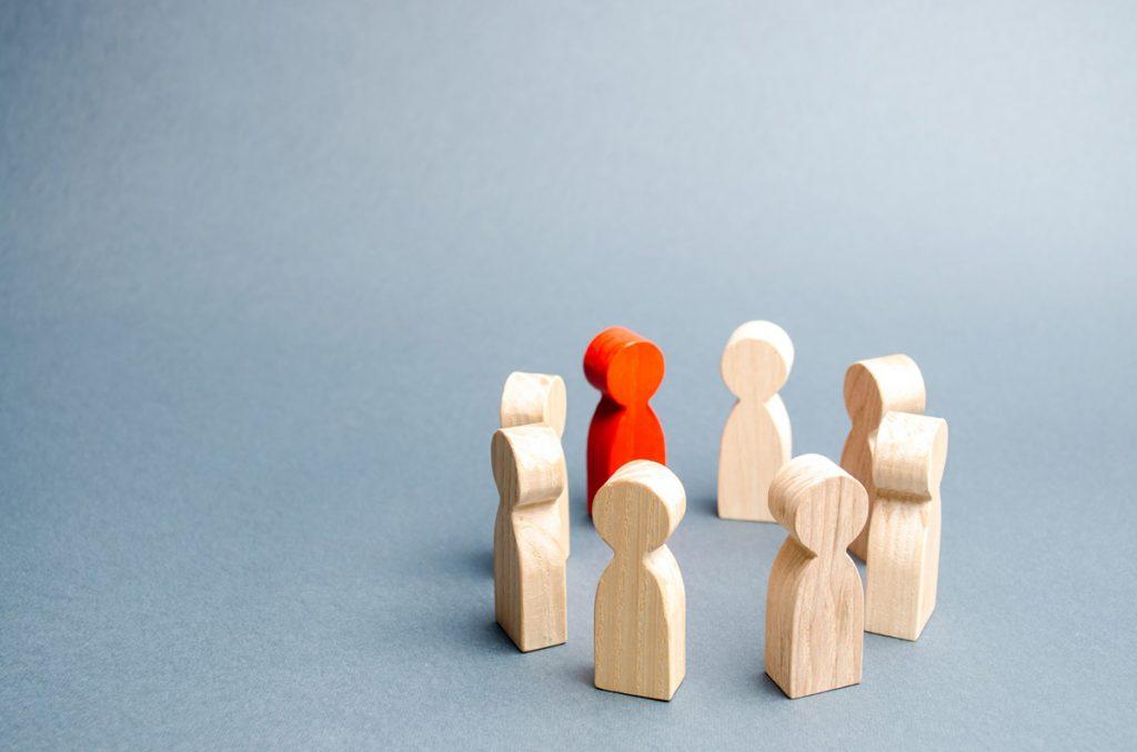 El MLM es un negocio de formar equipos.