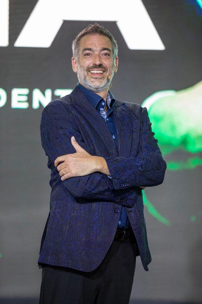 Jeremy Roma, fundador y presidente de APEX